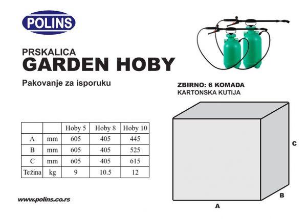 Градински Пръскачки Hobby 5 L